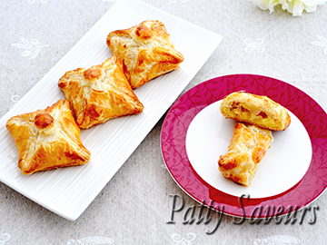 Apple Puff Pastry Hand Pies small