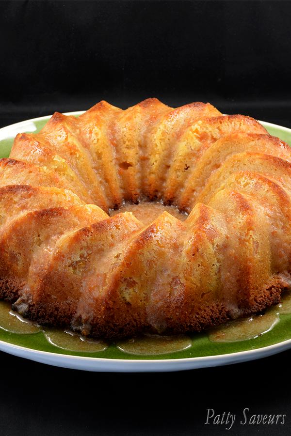 Bundt Cake Francais