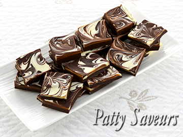 Bailey's Double Chocolate Bark petite