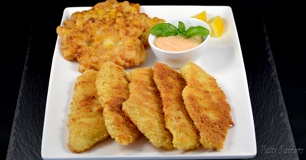 Patty saveurs breaded whiting fillets for Whiting fish fillet