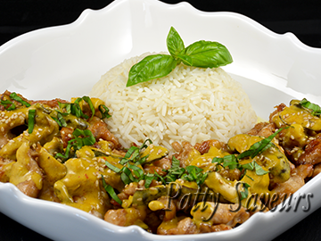 Chicken Curry Coconut Stir Fry small