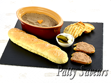Chicken Liver Pate small