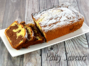 Chocolate Marble Pound Cake small