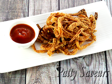 Crispy Fried Onions Strings small