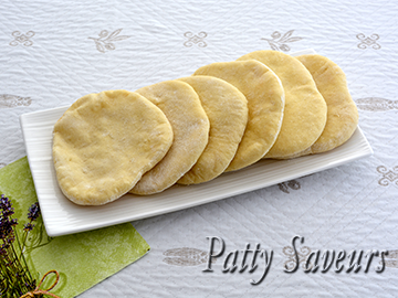 Easy Pita Bread Recipe small