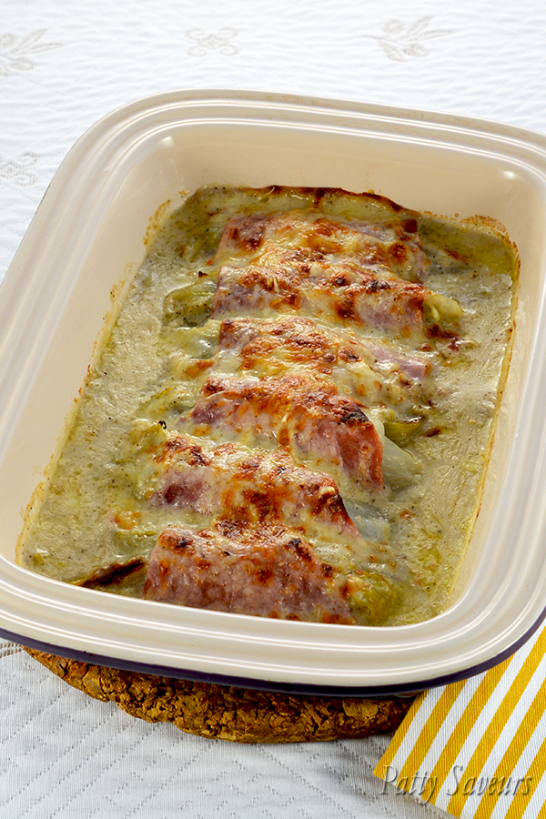Endive and Ham Casserole Pinterest