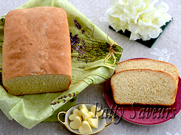 English Muffin Bread small