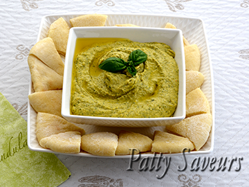 Fava Bean Hummus small