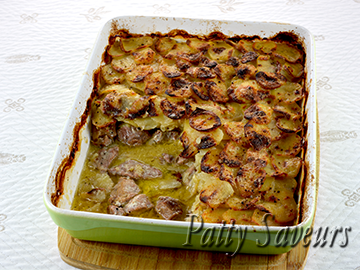 Pork and Potato Casserole Champvallon small