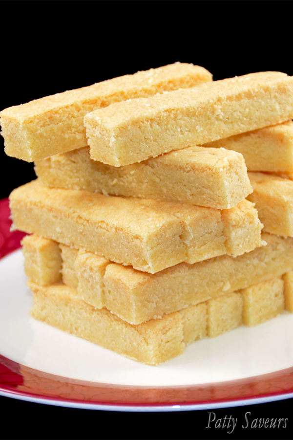 Shortbread Cookies Pinterest large