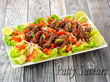 Thai Beef Salad small