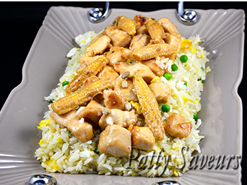 Thai Chicken Fried Rice small