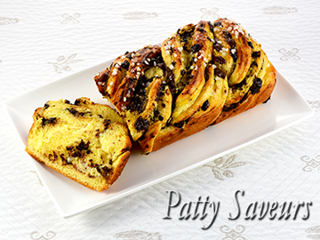 Vanilla Chocolate Babka small